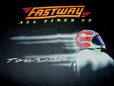 Fastway Vintage 1984 Tour Shirt ( Size XL ) Rare & New!!!