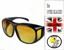 unisex Polarised Sunglasses Fits Over Glasses UV 400 Protection