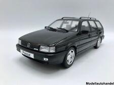 VW Volkswagen Passat B3 VR6 Variant 1988 - metallic-schwarz - 1:18 KK-Scale
