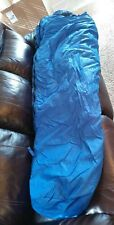 Vintage Mummy Down Sleeping Bag, China SWAN BRAND  blue