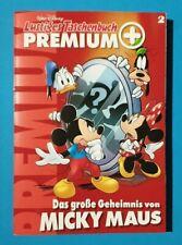 LTB Premium + Nr.2 Das große Geheimnis von Micky Maus NEU+UNGELESEN 1A abs. TOP
