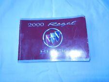 Buick car truck repair manuals literature ebay 2000 buick regal owners manual publicscrutiny Choice Image
