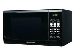 Emerson 0.9 cu.ft.Digital LED Microwave Oven 11 Power Levels MW9255B