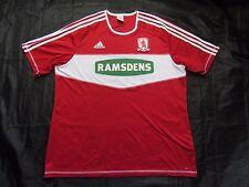 MIDDLESBROUGH FC away Jersey shirt ADIDAS 2012-2013 BORO men/ adult SIZE XXL/2XL