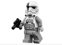 LEGO STAR WARS EPISODIO VIII FIGURE MINI Primo Ordine WALKER GUIDA 75189 NUOVO