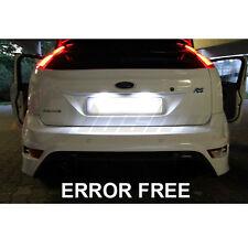 * C5W FORD FOCUS XENON Cool Bianco LED Targa Lampadine privo di errori
