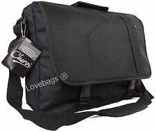 Messenger Satchel Briefcase Travel Work College School Uni Shoulder Carry Bag