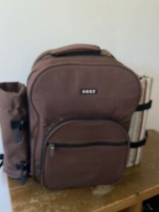 Next Picnic Rucksack With Accessories Brown
