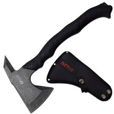 "14.5"" Mtech Usa Survival Tactical Tomahawk Throwing Axe Knife Hatchet Camping"