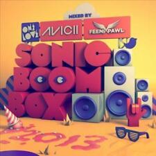AVICII/FEENIXPAWL - ONELOVE SONIC BOOM BOX 2013 NEW CD