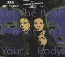 2 Unlimited | Single-CD | Let the beat control your body/Murphy's megamix ...