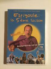 ESPIGOULE LA 5 eme SAISON DVD NEUF SOUS BLISTER
