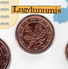 Allemagne 2013 2 centimes D Munich FDC provenant coffret BU 40000 exemplaires