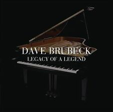 Legacy of a Legend- Dave Brubeck (CD, 2010, 2 Discs, Columbia (USA))