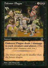 Dakmor Plague | EX | Portal Second Age | Magic MTG