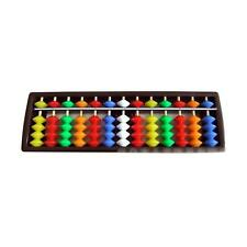 Cute Plastic Colors Child Kid Mini Abacus Count Children's Educational Toy Gift