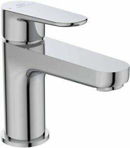 Ideal Standard Mini Basin Mixer Tap BC722AA Cerafine O Without Waste, Chrome