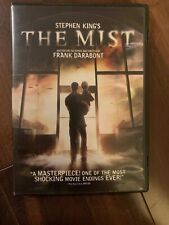 The Mist DVD Stephen King Pre-owned