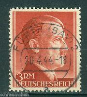 Deutsches Reich 801 A  , ** , * , o , Freimarke Adolf Hitler