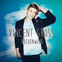 VINCENT GROSS - RÜCKENWIND   CD NEU