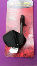 ARCHERY RELEASE,PSE,USA BEST AID,BLACK WOVEN STRAP.ADJUSTABLE.STRONG.ACCURATE