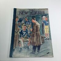 The New Yorker: Oct 27 1951 - Full Magazine/Theme Cover Leonard Dove