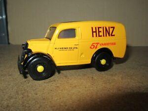 563Q Dinky Matchbox DY4 Ford E83W 10 Cwt Van Heinz 1:43 L 9.2 CM