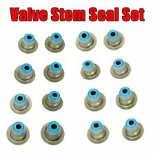 New Valve Stem Seal Set for GM 4.8 5.3 6.0 6.2L Silverado Savana Yukon Sierra