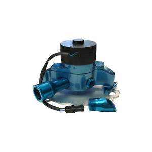 Proform Water Pump 68220B; 35 GPM Blue Aluminum Electric for Ford 289/302/351W
