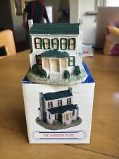 "Harmony Grove 1994 Miniature Village ""The Randolph Place"""