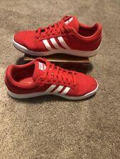 Men's Adidas Top Ten Low RB Fashion Sneakers Red & White Sz 11 US Excellent EUC