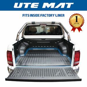 Holden Colorado Dual Cab Ute Mat