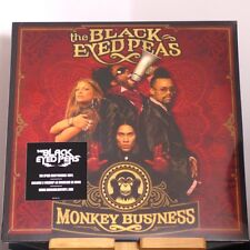 BLACK Eyed Peas, The-Monkey Business/doppio LP incl. mp3 (b0004342-01)