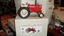 Scale Models Farmall 1206 1993 Ontario Toy Show Woodstock 1/16 RARE Tractor CAN