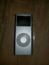 Apple iPod nano 2nd Generation Silver (4 GB) working collectors find