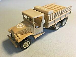 Solido Diecast WW2 US Army GMC Truck N Africa 1/50