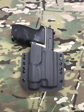 Armor Gray Kydex Holster for Sig Sauer P226R Combat Streamlight TLR-1/ TLR-1 HL