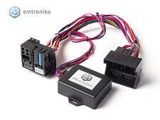 Plug and play BMW CIC mid CHAMP MASK retrofit navigation voice adapter emulator
