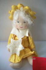 Kathe Kruse Little Christmas Angel?  Waldorf family rag doll  #2