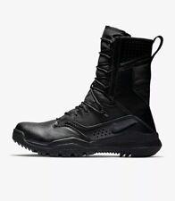 Nike SFB Field 2 8' Boots Triple Black Military Tactical Men's Sz 10 -AO7507-007