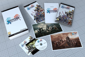 Dissidia Final Fantasy Limited Collector's Edition (2009) New Factory Sealed PSP