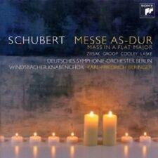 """WINDSBACHER KNABENCHOR """"SCHUBERT MESSE AS DUR"""" CD NEW+"""