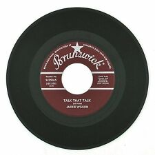 JACKIE WILSON Talk That Talk / Only You, Only Me 7IN VG++