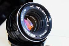 KMZ HELIOS-44K-4 MC SLR 58mm 1:2 Russia Portrait lens Pentax K mount EXC