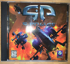 G-Police Psygnosis PC CD-ROM