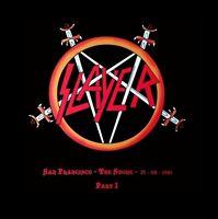 Slayer - San Francisco The Stone 1985 Part 1 ++ LP ++ NEU !!