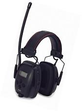 Honeywell 1030330 Howard Leight Sync Radio Digital AM/FM Ear Defender, SNR 29