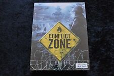 Conflict Zone Big Box PC Game Sealed