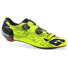 Gaerne Carbon G. Stilo - LE Yellow Cycling Shoes EUR: 43.5 (was $499.99)