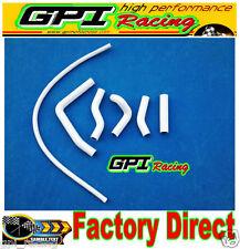 Kawasaki KX500 KX 500 Silicone Radiator Hose 1989-2004 1999 2003 2002 2001 2000
